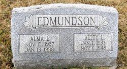 Alma L Edmundson