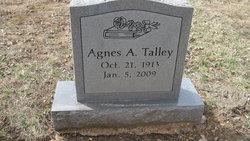 Agnes A <i>Forrester</i> Talley