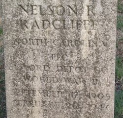 Nelson Rome Radcliffe