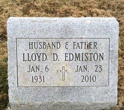 Corp Lloyd Dale Edmiston