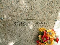 Thomas JOE Adams