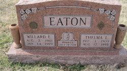 Willard Engle Eaton