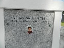 Velma Eve Sweet <i>Pitre</i> Gisclair