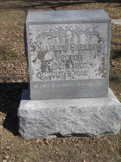 Charles Sheldon Rector