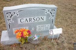 Audrey Alda <i>Fink</i> Carson