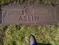 Raymon Alvin Aslin