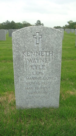 Kenneth Wayne Kyle