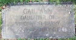Gail Ann Barry