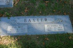 Eva May Baxter