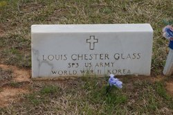 Louis Chester Glass