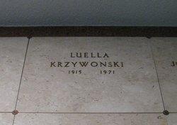 Luella <i>Buckner</i> Krzywonski