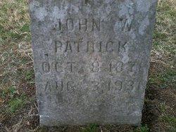 John W. Carey Patrick