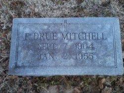 Foreman Drue Mitchell