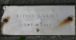 Alfred E Leger