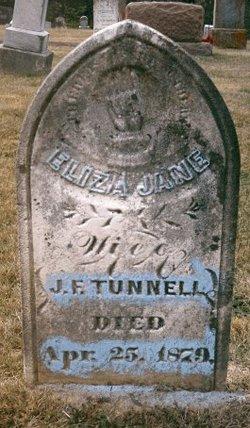 Eliza Jane <i>Dadisman</i> Tunnell