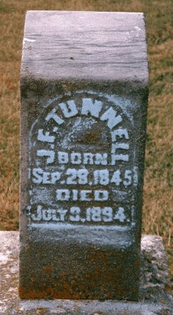 J F Tunnell