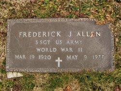 Frederick Joseph Allen