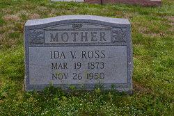 Ida Victoria <i>Finley</i> Ross