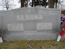 Lee Vellie <i>Daniels</i> Abney
