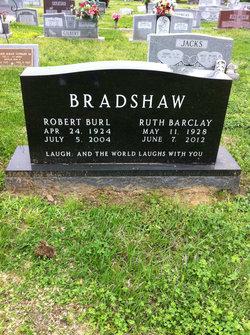 Ruth Katherine <i>Barclay</i> Bradshaw