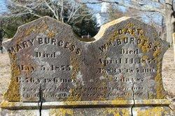 Mary Polley <i>Bartlett</i> Burgess