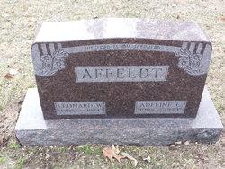 Adeline E. <i>Larson</i> Affeldt