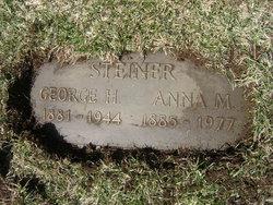 Anna Marie <i>Lydecker</i> Steiner