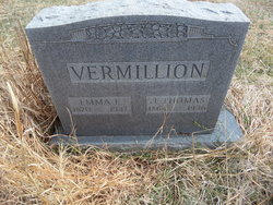 Emma Florence <i>Wiseman</i> Vermillion