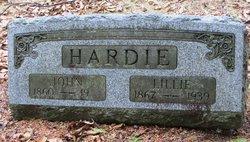 Lilllie <i>Patterson</i> Hardie