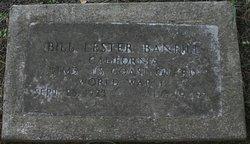 Bill Lester Banfill
