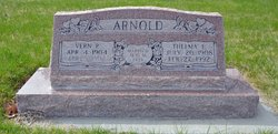 Thelma Elizabeth <i>Byrnes</i> Arnold