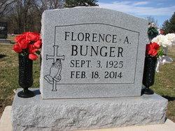 Florence Augusta <i>Eggert</i> Bunger