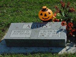 Ruth <i>Renner</i> Adams