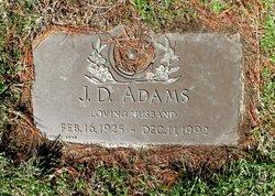 J. D. Adams