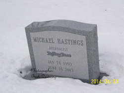 Michael Mahon Hastings