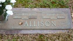 A. Edwin Ed Allison