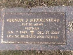 Vernon J Middlestead