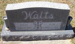 Ruth <i>Minton</i> Walts