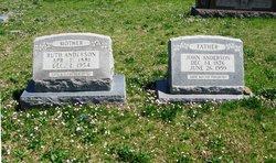 Ruth <i>Martin</i> Anderson