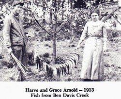 Grace <i>McClure</i> Arnold