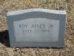Roy Lycurgus Jones, Jr