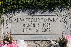 Alba Dolly Lowry