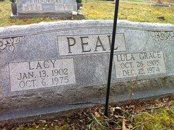 Lula Grace <i>Hendricks</i> Peal