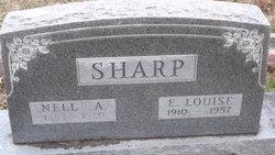 E. Louise Sharp