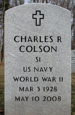 Charles R Colson