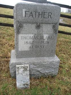 Sarah Jane <i>Chambers</i> Blake