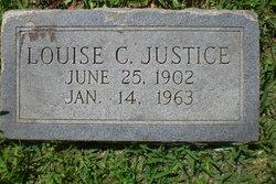 Louise Caroline <i>Smith</i> Justice