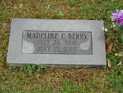 Madeline <i>Certain</i> Berry