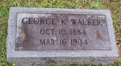 George K Walker