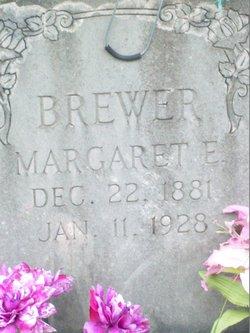 Margaret Ellen <i>Spencer</i> Brewer